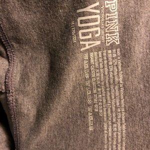 Victoria's Secret yoga pants size Medium